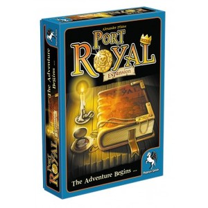 Port Royal :  The Adventure begins