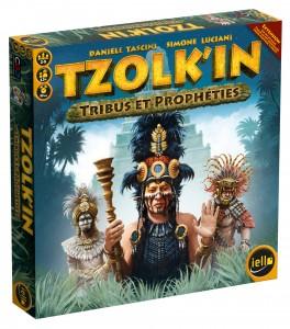 Tzolk'in : Tribus et Prophéties