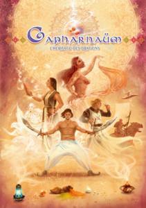 Capharnaüm, l'héritage des dragons