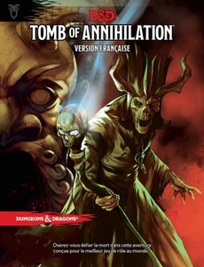 Dungeons & Dragons 5e -  Tomb of Annihilation - VF