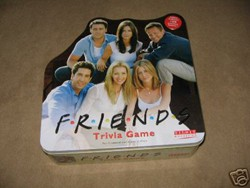Friends Trivia Games Collector