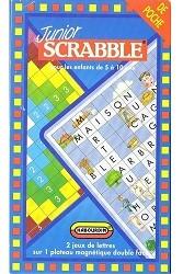 Scrabble Junior - de Poche