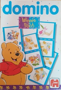 Domino Winnie the Pooh