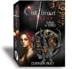 Cutthroat Caverns - Tombs & Tomes