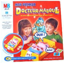 Mon premier Docteur Maboul