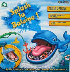 Splash la baleine!