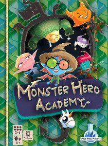 Monster Hero Academy