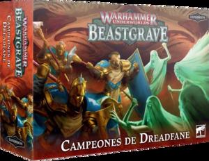 Warhammer Underworlds : Beastgrave - Champions of Dreadfane
