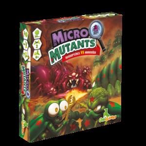 MICROMUTANTS - Boite N° 2 - Russoptères VS Araknoïds