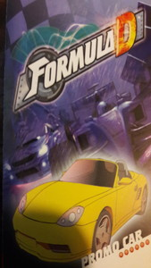 Formula D Promo Car Catalina Santana