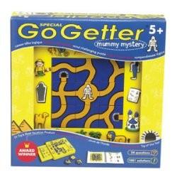 Go Getter: Mummy Mystery