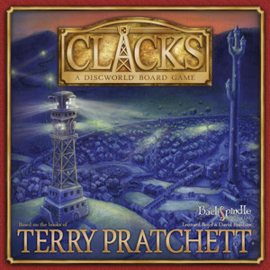 Clacks : A Discworld Board Games