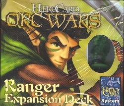Herocard : Orc Wars Ranger Expansion Deck