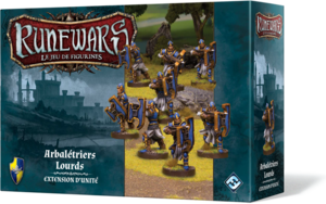 Runewars - Arbalétriers Lourds