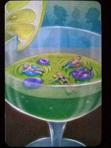 Dixit : Carte promotionnelle Cocktail (Dixit 8)