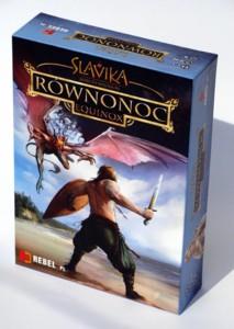SLAVIKA  ROWMONOC -EQUINOX