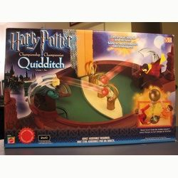 Harry Potter Championnat Quidditch