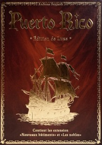 Puerto Rico : Edition de Luxe