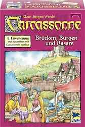 Carcassonne : Brücken, Burgen und Basare