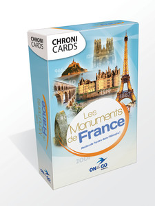 ChroniCards - Les Monuments de France