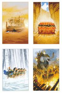 "Rome & Carthage - Extension ""Cartes Bonus Essen Spiel 2012"""