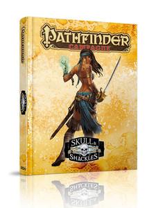 Pathfinder campagne - Skull & Shackles