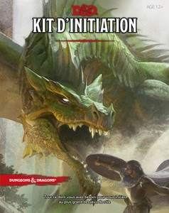 Dungeons & Dragons 5e -  Kit D'initiation  - Version Française