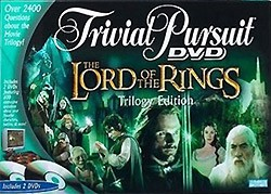 Trivial Pursuit  DVD - Lord Of The Rings