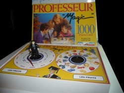 Professeur magic 1000