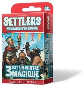 Settlers : 3 est un chiffre magique