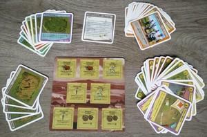 Fields of Green - Kickstarter Promo Cards