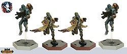 Mutant Chronicles : Division Striker