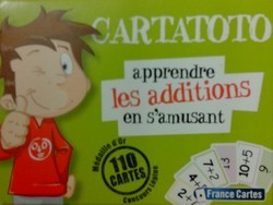 Cartatoto, apprendre les additions en s'amusant