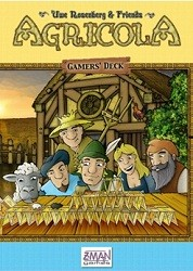 Agricola : Gamer's Deck
