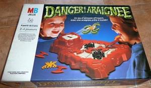 Danger ! Araignée