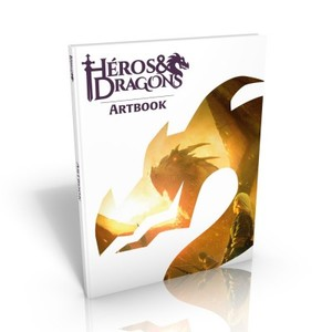 Héros & Dragons - Art Book