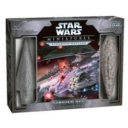 Star Wars Miniatures : Starship Battles - Starter