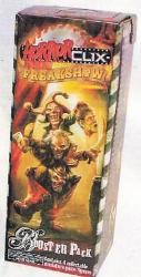 Horror Clix - Freakshow Booster