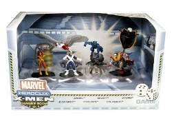 Marvel Heroclix - X-Men Danger Room Starter