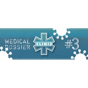 CliniC - Medical Jacket 3 - The Virus