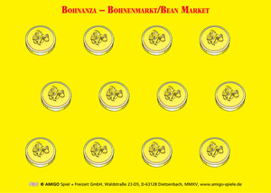 "Bohnanza - Extension ""Marché du Haricot"""