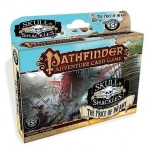 Pathfinder - Skull & Shackles LCG :The Price of Infamy