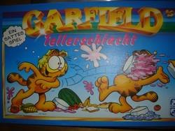 Garfield Tellerschlacht