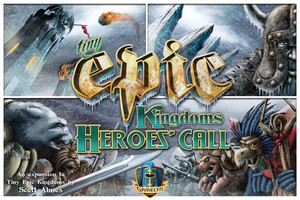 Tiny Epic Kingdoms Heroes' Call