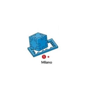 Happy Cube - Niveau 1 - Bleu