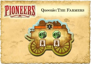 Pioneers - Queenie 3 - Les Fermiers