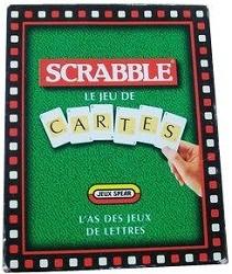 Scrabble - le jeu de Cartes