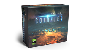 Beyond humanity : colonies