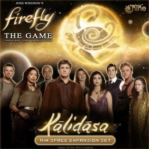 Firefly - The Game : Kalidasa Expansion