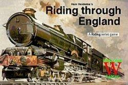 Riding through England